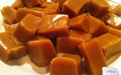 Caramels au beurre et à la fleur de sel… Irrésistibles