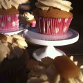 Recette de cupcakes au caramel