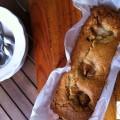 Cake aux  Poires Debout - recette