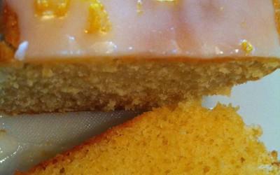 Un cake citron amandes !!! Lemon forever…