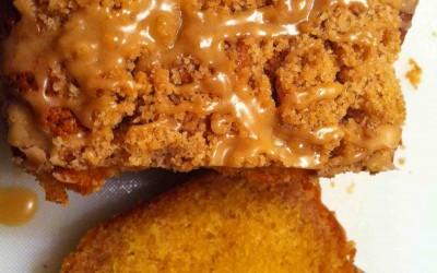 Le cake à la crème et au sirop d'érable… L'essayer c'est l'adorer !