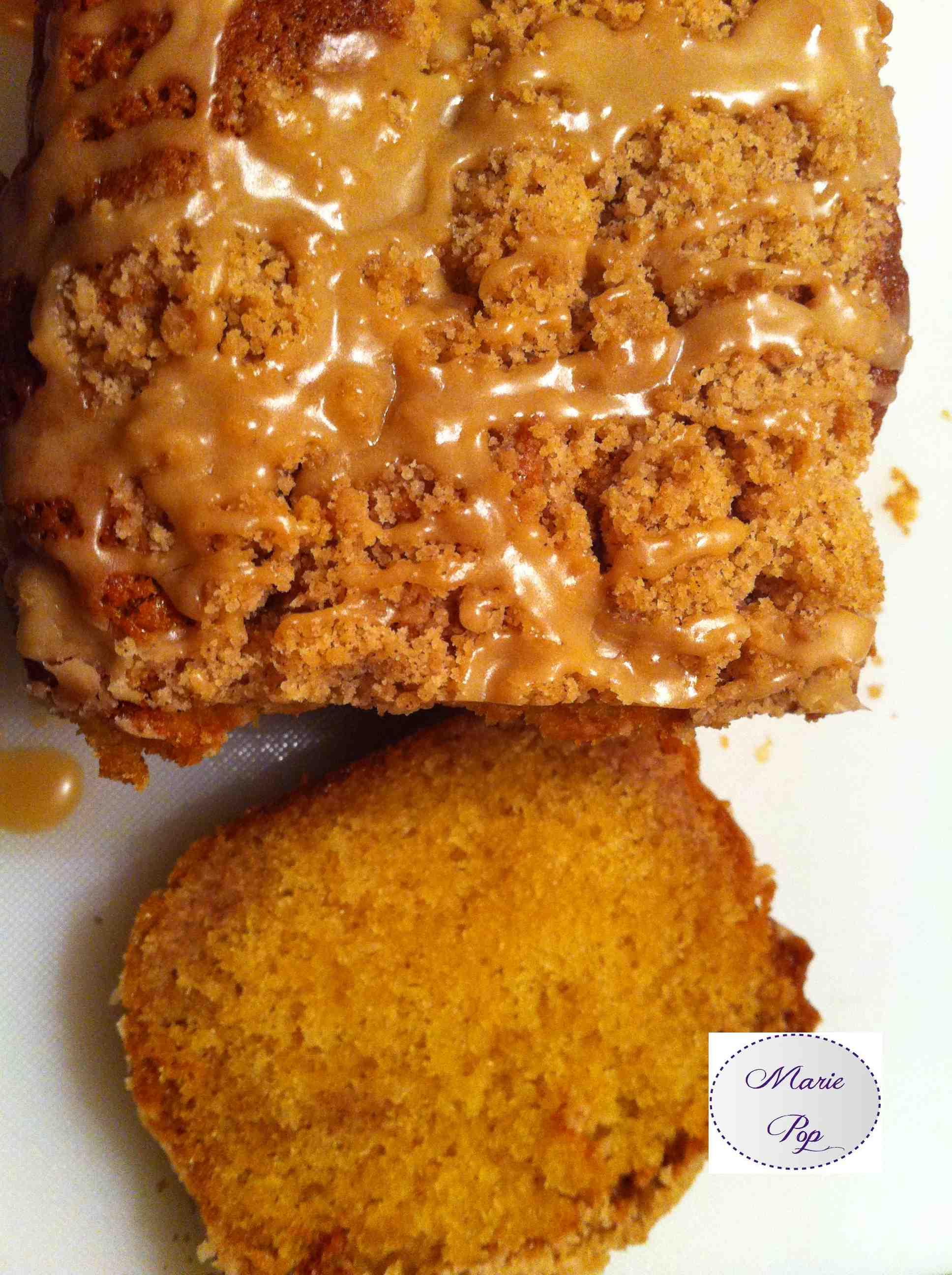 Cake crème fraiche et sirop d'érable