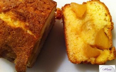 Le cake tatin… Il a de l'allure !
