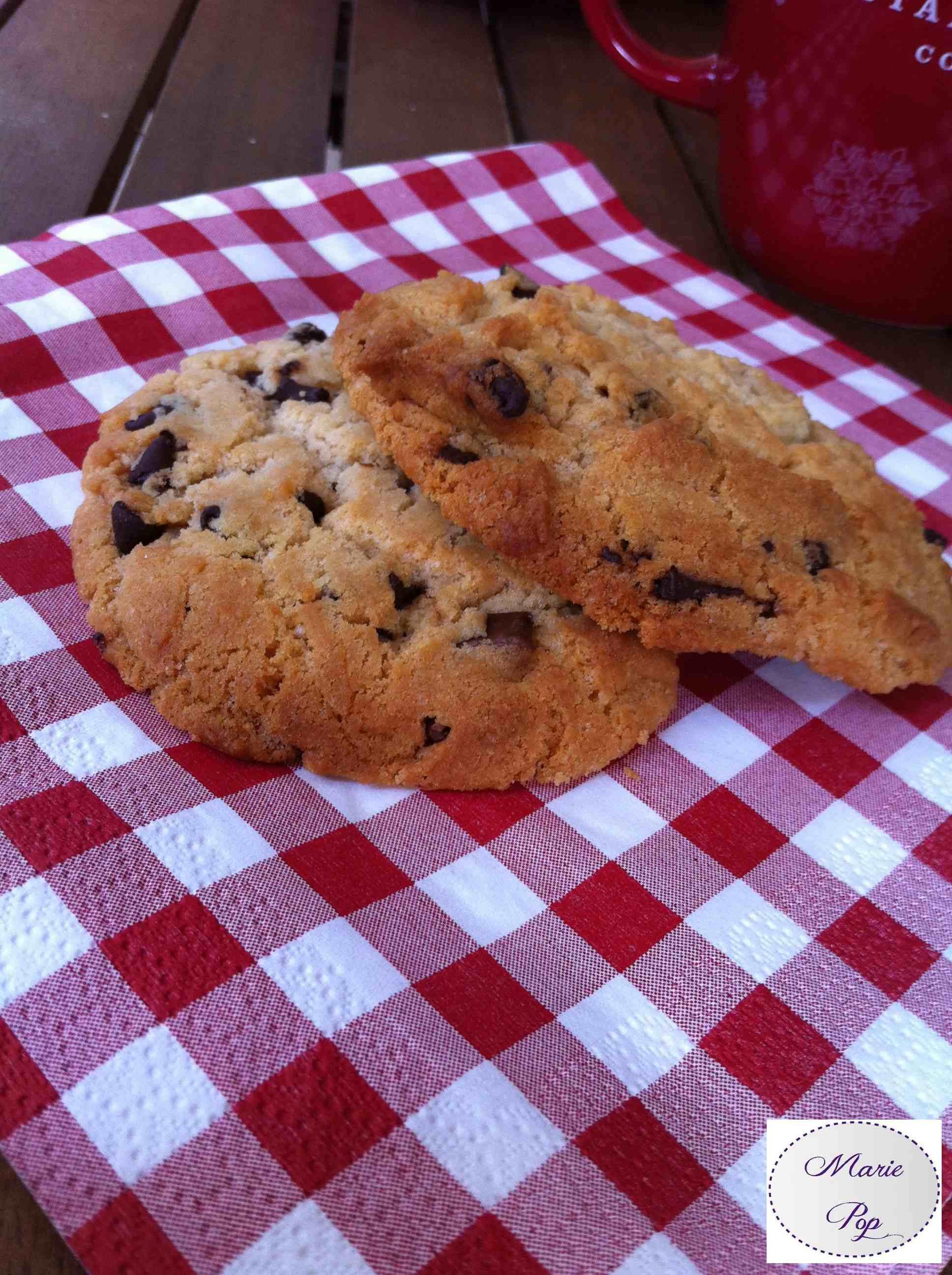 Chocolate Chip Cookies - la recette