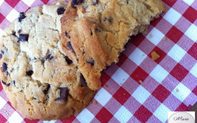 Chocolate Chip Cookies… Marie Pop s'prend pour une All Black !