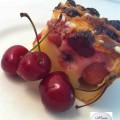 Clafoutis aux cerises - la recette