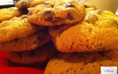 Cookies au chocolat… Vous prendrez bien un p'tit goûter ?!