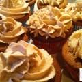 Cupcakes à la crème de marron