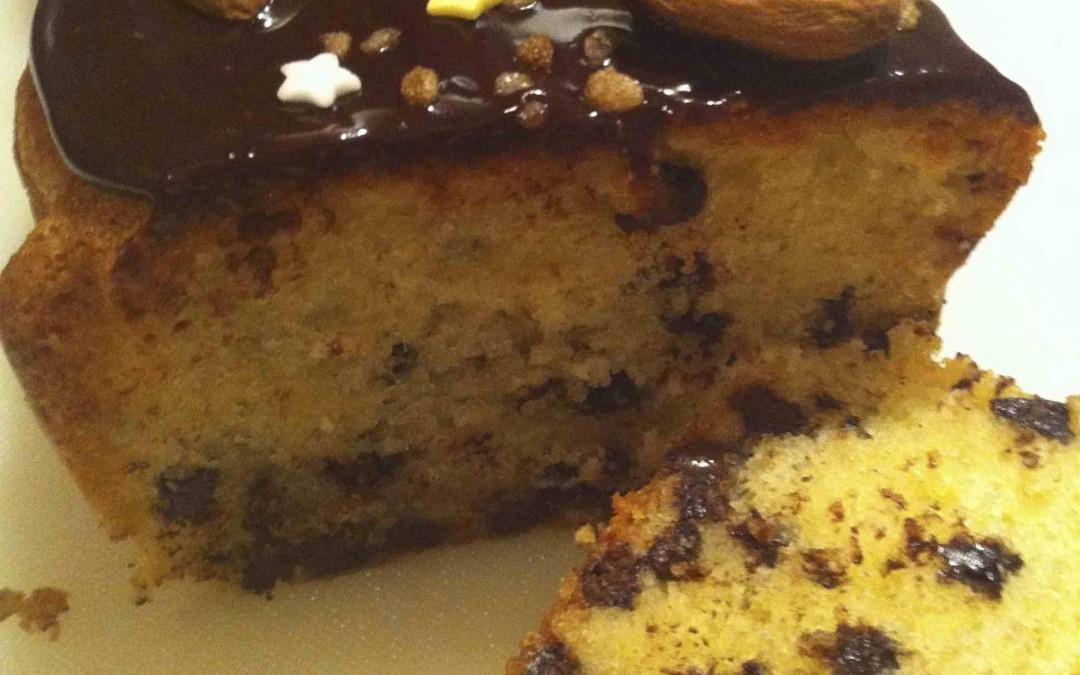 Gâteau au yaourt tout chocolat… j'aime !