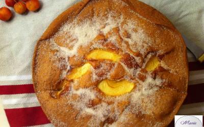 Gâteau super bon aux pommes – Marie Pop s'la joue moelleuse !