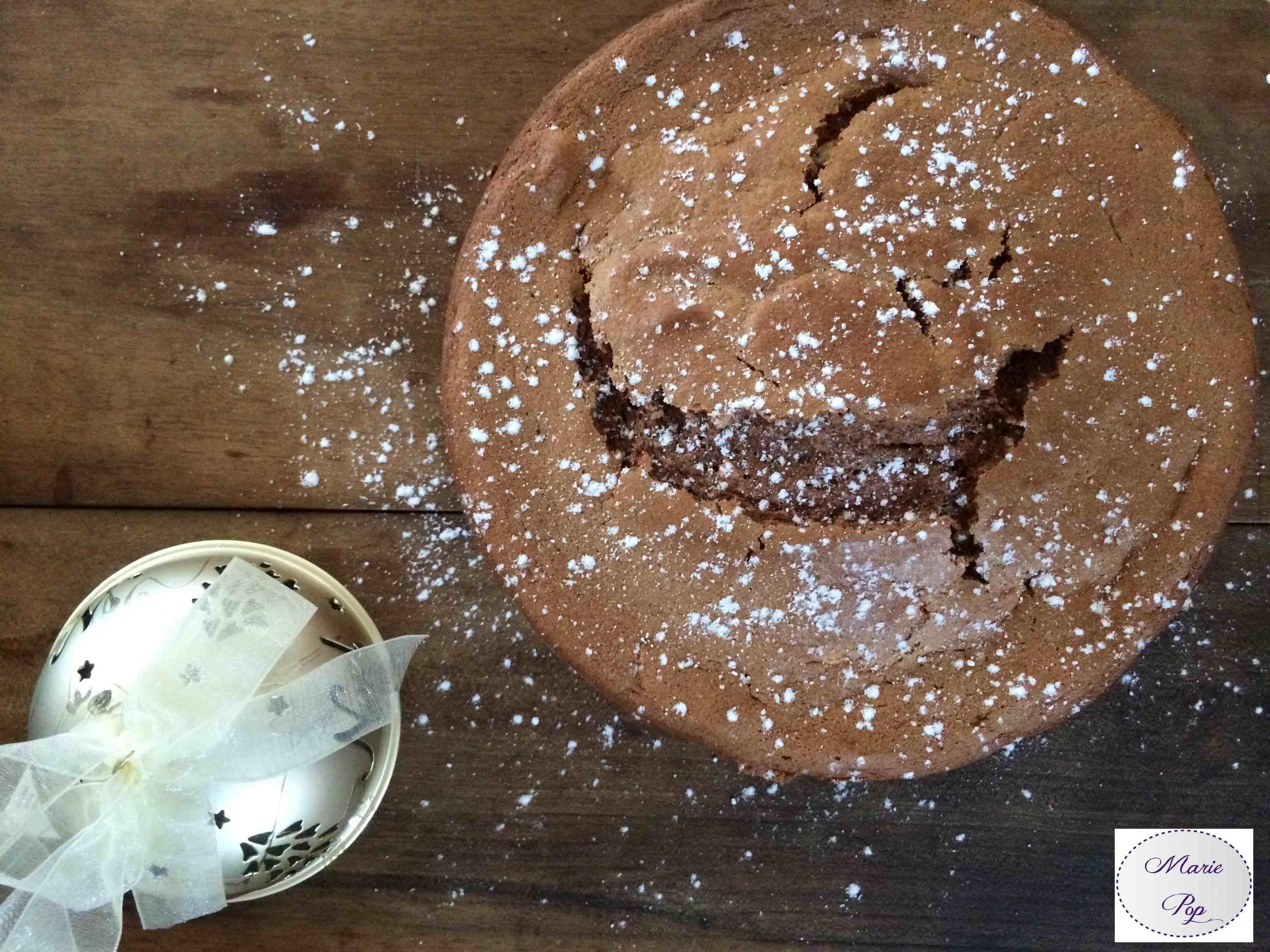 Gâteau tout léger au chocolat