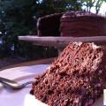 Layer cake chocolat caramel - la recette