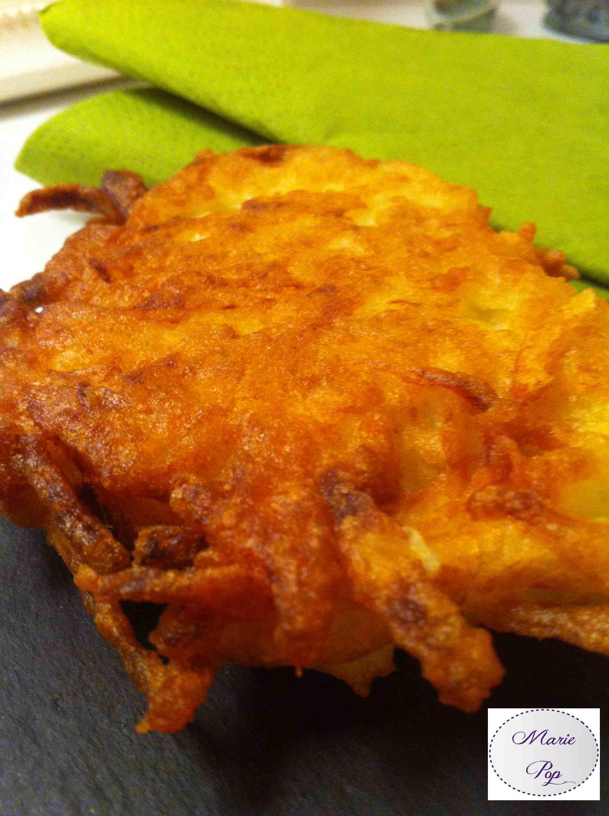 Pancakes de pommes de terre - Latkes - la recette