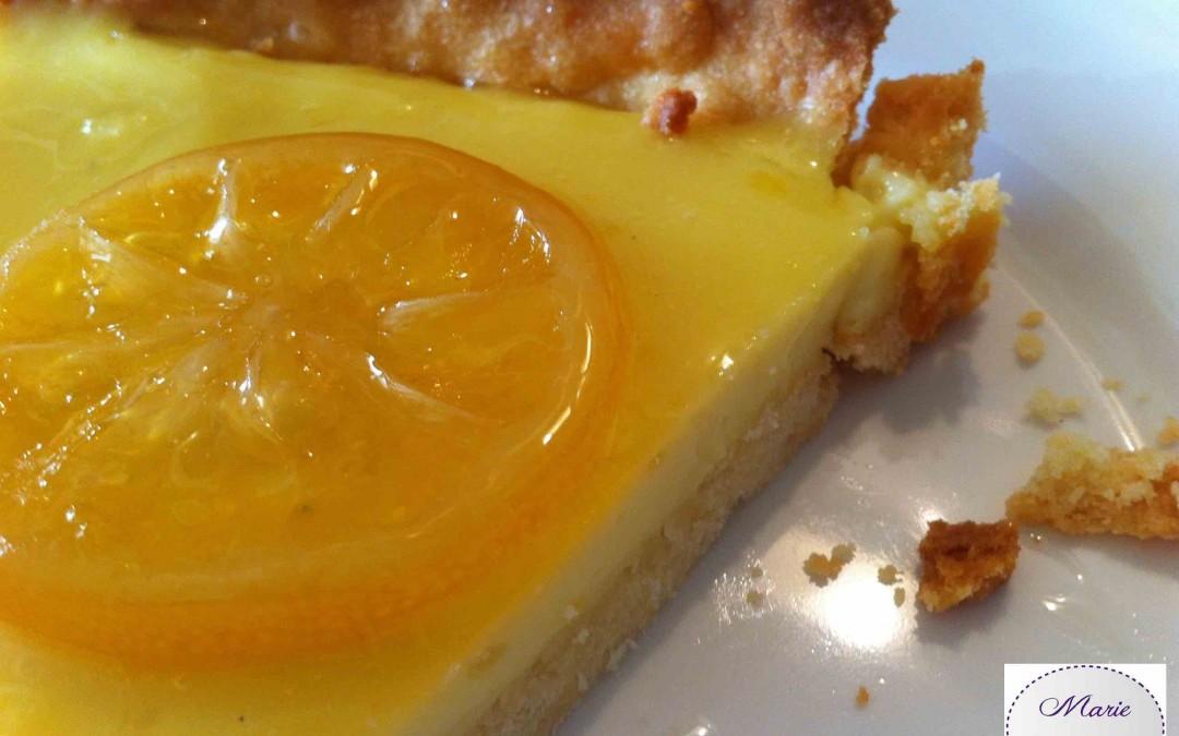 Une tarte au citron digne d'un grand pâtissier… Vous allez être fière de vous !
