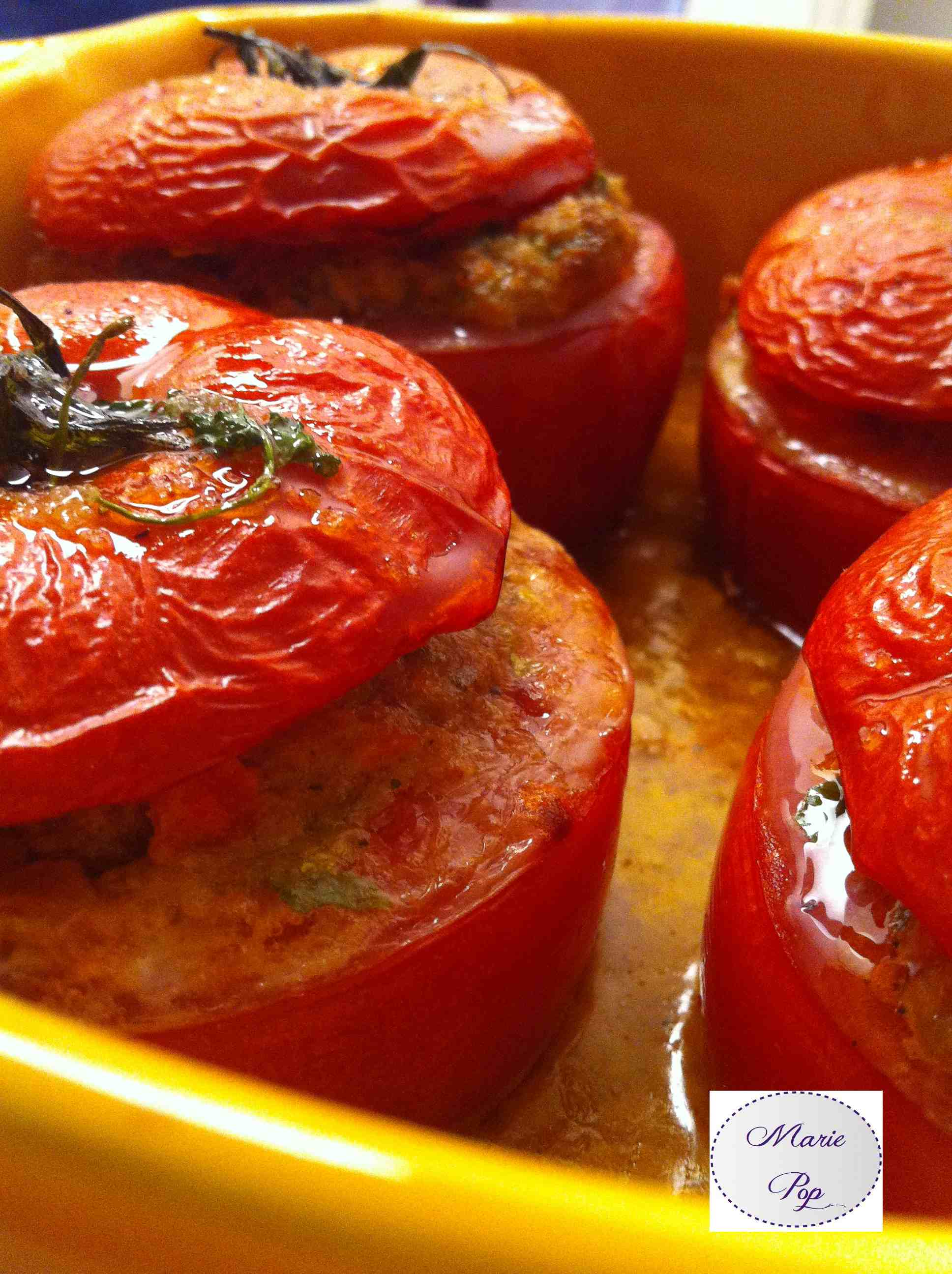 Tomates farcies - la recette indispensable de l'été