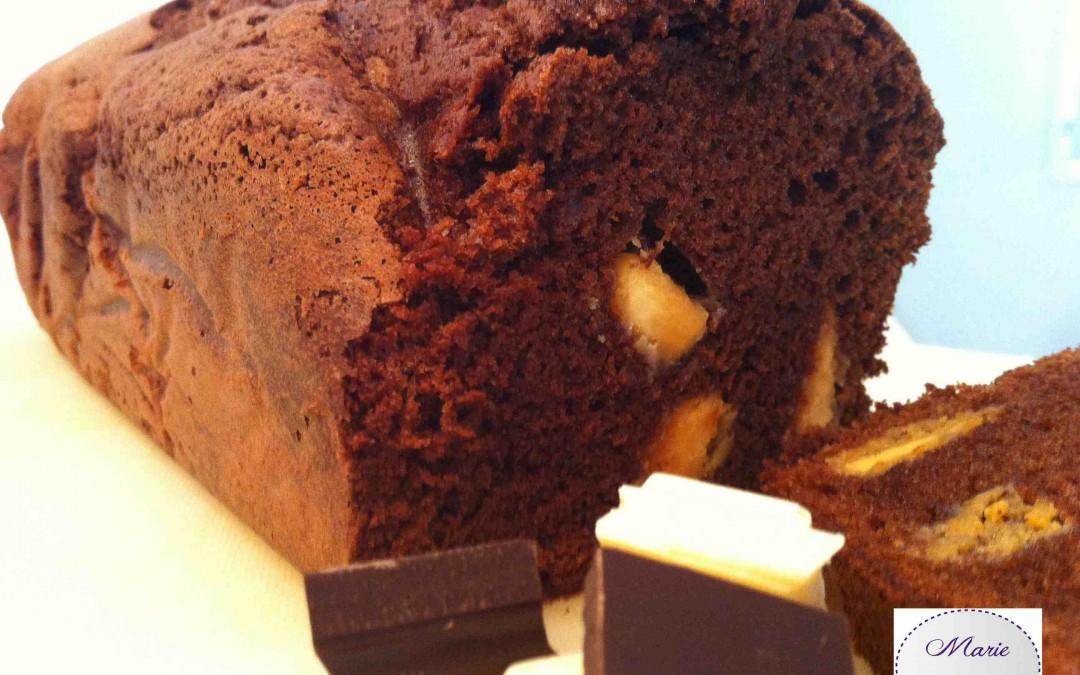 Cake Noir et Blanc ! Marie Pop se prend pour Charlie Chaplin