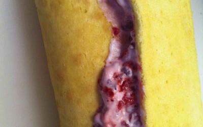 Gâteau roulé à la crème de framboises – Meilleur que bon…