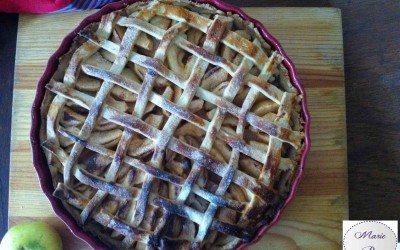Apple & Pear Pie ! Marie Pop fait du tissage !