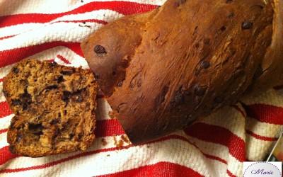 Une Brioche au chocolat – En voilà une bonne nouvelle !