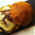 Burger Savoyard à la Raclette - la recette