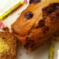 Cake carambar et chocolat blanc - la recette