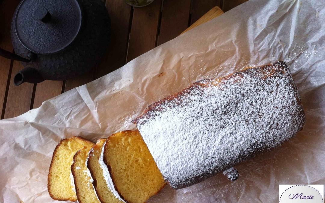 Cake au lait concentré sucré… Marie Pop ressort son berlingot !