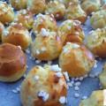 Chouquettes - la recette