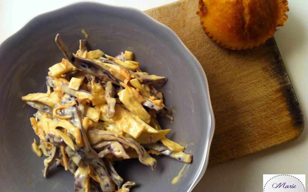 Salade Coleslaw – Le chou c'est trendy !