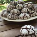 Crinkle Cookies au chocolat - la recette