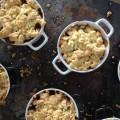 Crumble pomme chocolat - la recette