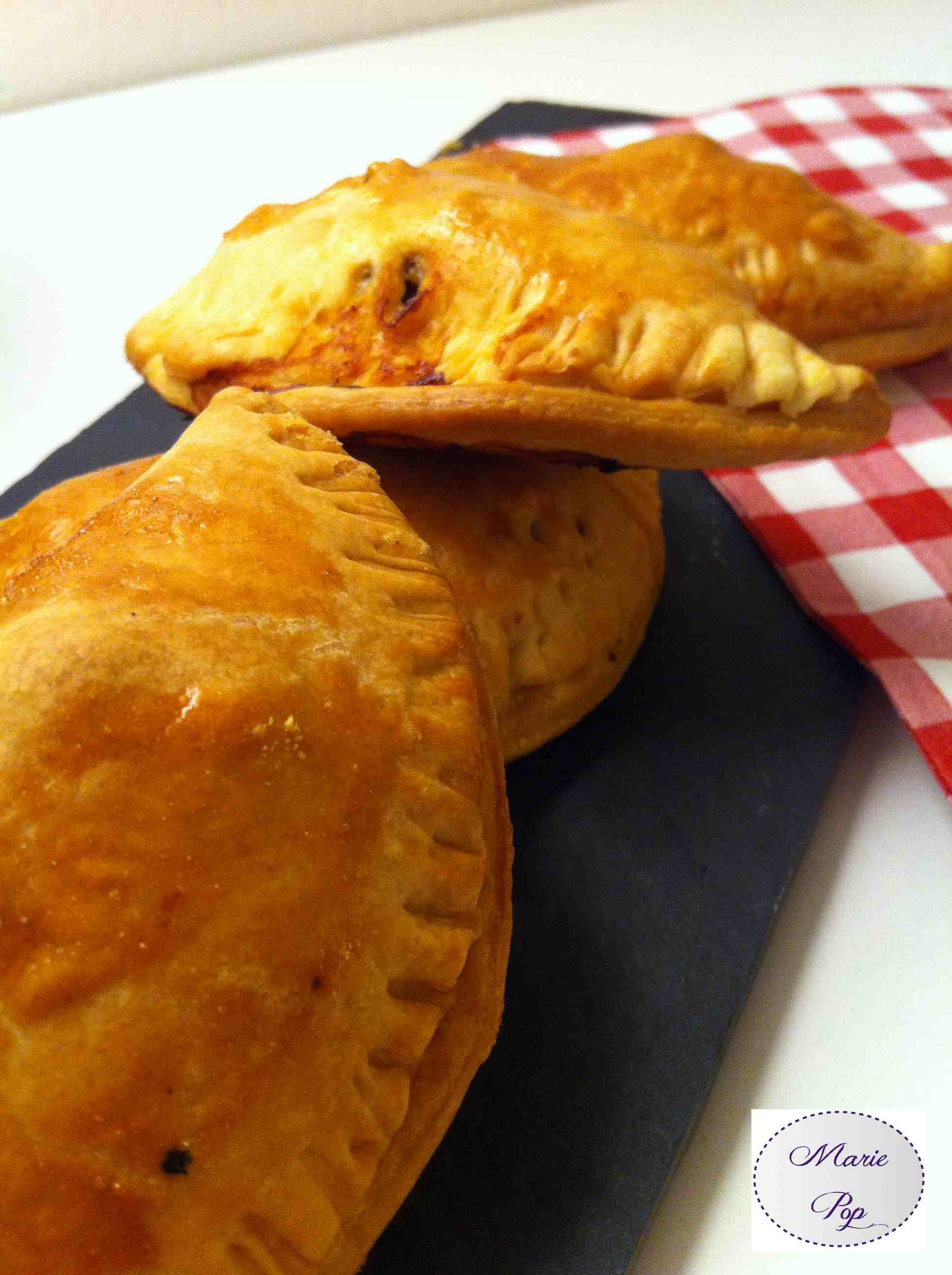 Empanadas au boeuf haché - la recette