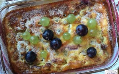 Far aux raisins… Rouge et blanc, pas de jaloux !