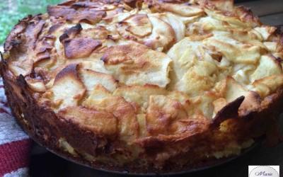 Gâteau aux cent couches de pommes… Marie Pop s'la joue moelleuse !