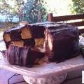 Gâteau damier, cacao et vanille - la recette