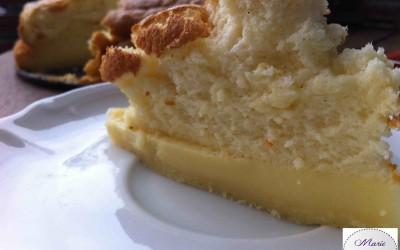 Gâteau Magique à la Vanille… Prenez vous pour Mary Poppins !