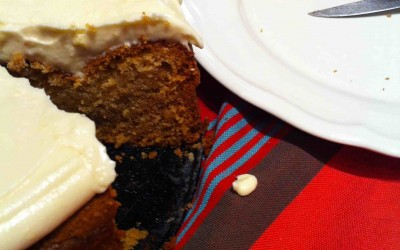 Maple Cake… Marie Pop s'prend pour une québécoise !