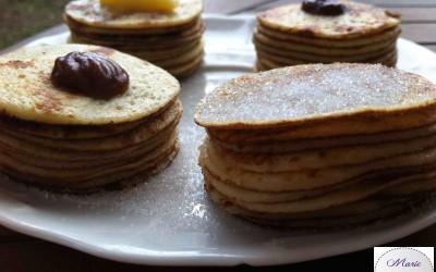 Minis gâteaux de crêpes… La chandeleur en bouchée !