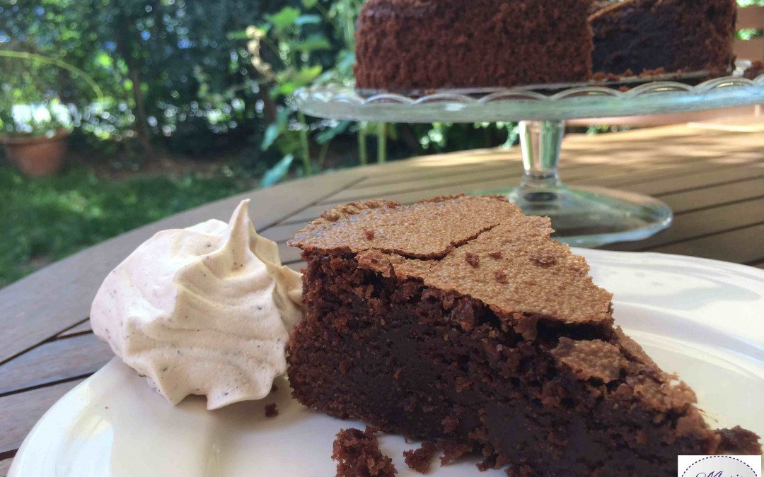 Mississippi Mud Cake… Plus riche que riche !