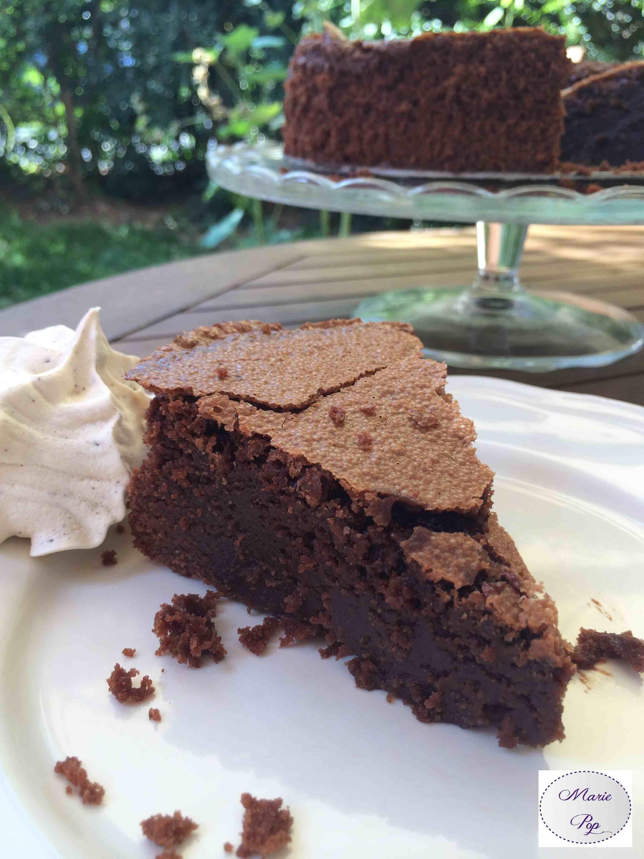 Mississippi Mud Cake, le gâteau au chocolat tellement riche -  la recette
