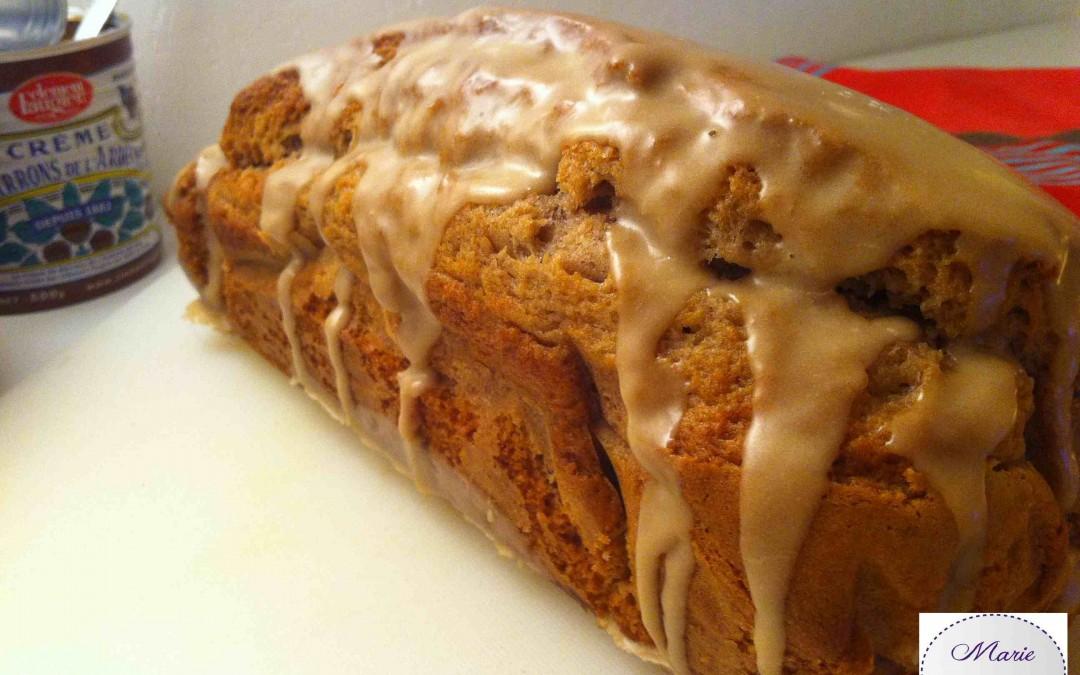 Moelleux à la crème de marrons – Marie Pop est incapable d'y résister !