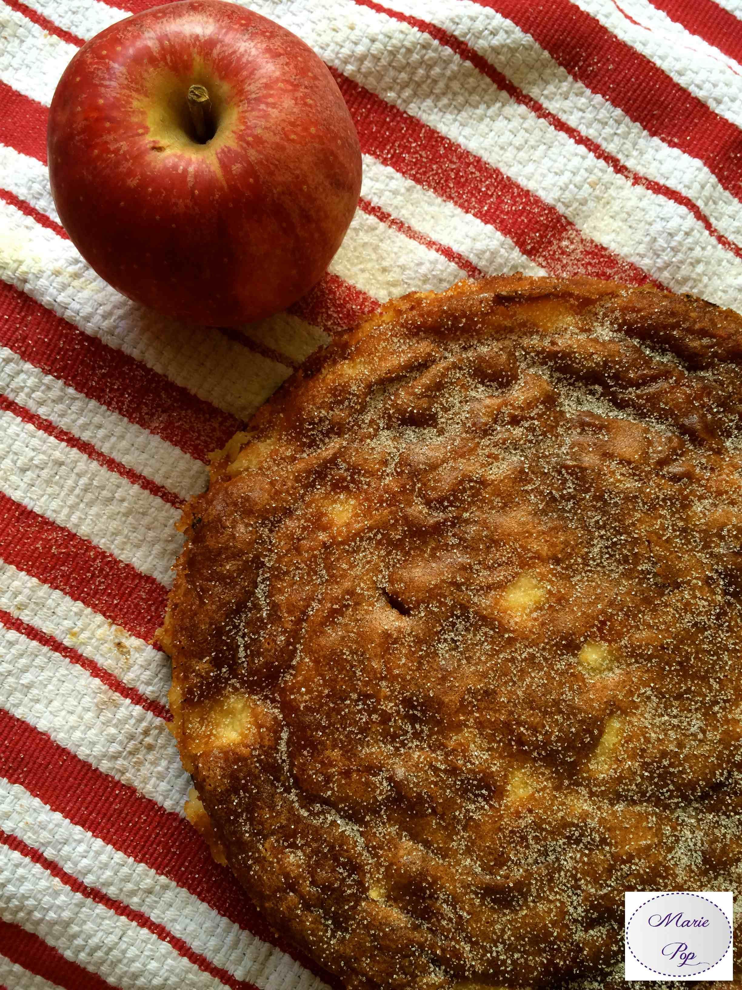 Moelleux aux pommes - la recette