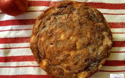 Moelleux aux pommes… Un dessert tellement douillet !