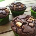 Muffins au chocolat - la recette