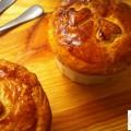 Pie de saumon aux herbes - la recette