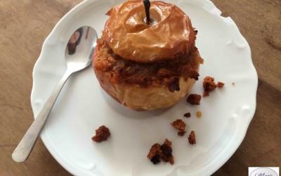 Pommes au four, pain d'épices, coeur chocolat… Fondez vous de plaisir ?