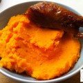 Purée de patates douces - la recette