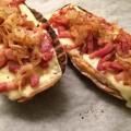 Tartineflette, tartine raclette - la recette