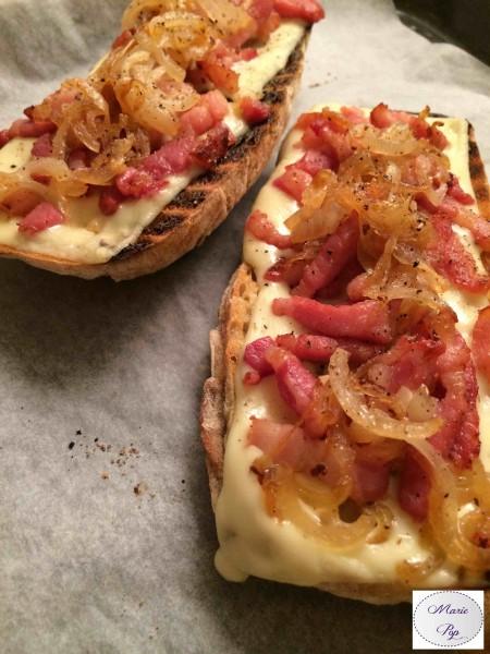 Tartineflette - Tartine raclette - la recette