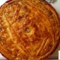 Tourte noix Saint Jacques et Cabillaud - la recette