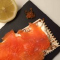 Tartine suédoise au saumon fumé - la recette
